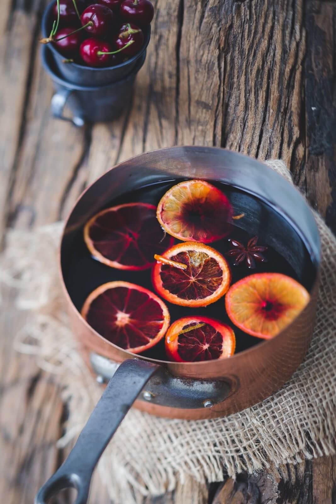 Festa meneghina: vin brulè
